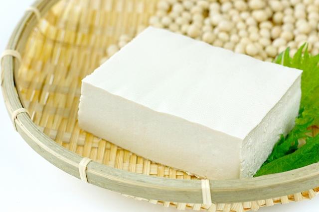 おすすめの痩せる食材:豆腐