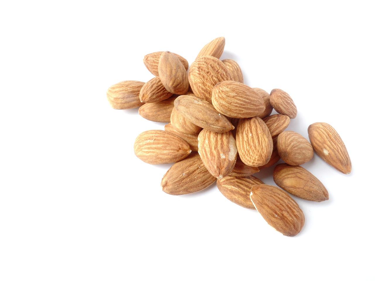 おすすめの痩せる食材:アーモンド