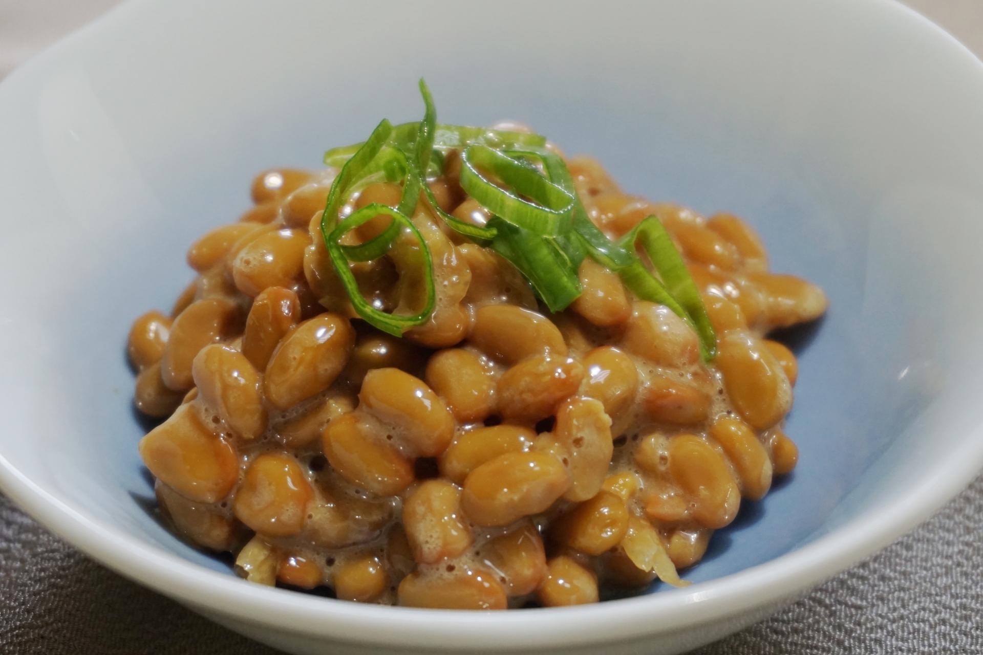 おすすめの痩せる食材:納豆